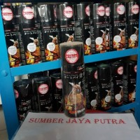 Cat samurai paint 123 gold warna emas pilok pylok pilox cat semprot