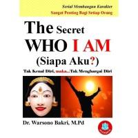 termurah buku The Secret WHO I AM ? (Siapa Aku?)