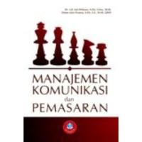 termurah buku Manajemen Komunikasi dan Pemasaran