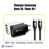 Charger Samsung Note 10 Plus 10+ 28W Ultimate TCL2QPD + CTC120