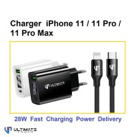 Charger iPhone 11 Pro Max 28W Ultimate TCL2QPD + CTL120