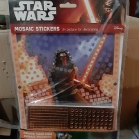 mosaic stickers star wars