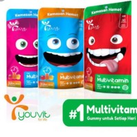 youvit you vit anak multivitamin anak isi 30