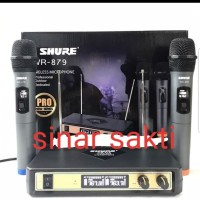 MICROPHONE WIRELESS SHURE WR879/WR 879 HANDHELD