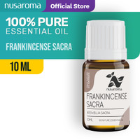 Frankincense Sacra Essential Oil 10 Ml | 100 % Pure % Natural
