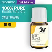 Orange Essential Oil (Minyak Jeruk Orange) 10 ml | 100% Pure & Natural