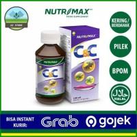 Nutrimax C&C Syrup Obat Batuk Pilek Radang Anak herbal terbaik
