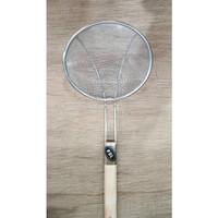 Saringan Gorengan / Serokan Minyak/ Strainer Net 18cm