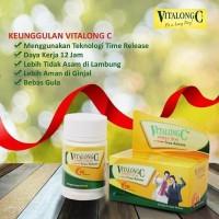 Vitalong Vitamin C 500mg Time Release, 30 Tablet