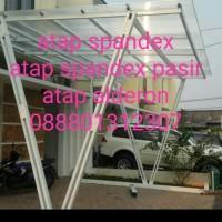 kanopi baja ringan atap spandex 088810312307