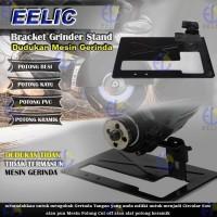 EELIC BMG-4INCH Bracket grinder stand dudukan holder mesin gerinda 4 i