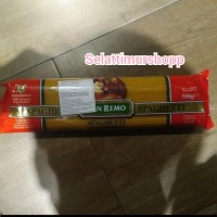 pasta san Remo spaghetti 500 gr
