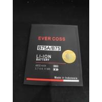 Baterai Evercoss B75A B75 Elevate Y3+ Y3 Plus Original Batre Evercross