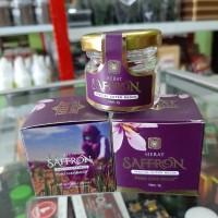 Bunga Saffron Safron 1 gr gram Super Afganistan 100% Original great A