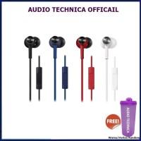 Audio Technica Ath-CK350iS In Ear Headphones CK350IS CK350 IS CK 350