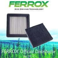 FERROX Filter Udara Combo - HONDA JAZZ 1.2L, 1.4L & 1.5L 2009 - 2015