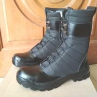 sepatu pdl TNI safety