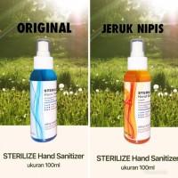 Hand sanitizer 100ml by.nanolab
