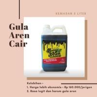 gula aren cair 5 liter / brown sugar 5 liter / jerigen