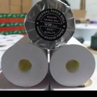 kertas thermal ukuran 58x40 printer bluetooth