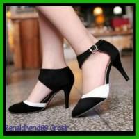 Terlaris Sendal Wanita Sepatu High Heels Wanita Cewe Pesta Hak Tinggi