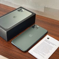 iphone 11 pro max 256 green grs ibox bln 12 2020