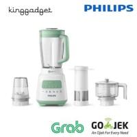 PHILIPS Blender Plastik Mika 2 L HR2223/30 Garansi Resmi
