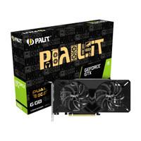 PALIT GeForce GTX 1660 6GB DDR5 Dual