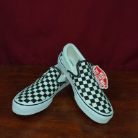 Vans slip on checkerboard V98CL Japan market