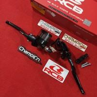 Master Rem Handle Rem RCB Racing Boy E-2 E2 Oval 14mm Aerox 155 Lexi