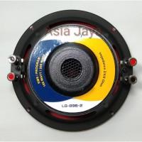 TERLENGKAP Speaker Subwoofer 8 Inch Legacy 8 LG 896-2 Sub Woofer