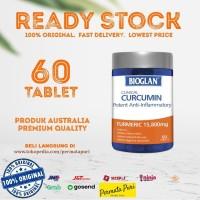 BIOGLAN CLINICAL CURCUMIN - 60 TABLET (TURMERIC 15,800MG)