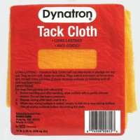 3M Dynatron Yellow Tack Cloth 812