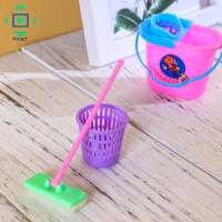 9Pcs / Set Peralatan Rumah Tangga Mini untuk Bermain Peran