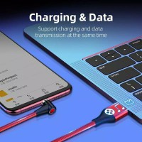 Kabel Data Charger Magnet TYPE C 1M 3A Fast Charging QC 3.0 Magnetic