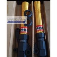 New !! BOTTOM Shock Depan Sansco Supra X, Supra125, kharisma,BOTTOM S