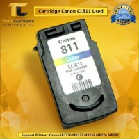 Catridge tinta canon CL811 811 kosongan printer ip 2770 MP 237 25