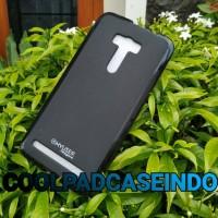 Soft Case Silikon Zenfone 2 Laser 5 inch ZE500KL Hitam Tebal
