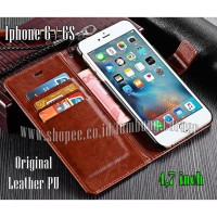 Flip Cover Iphone 6 | 6S Leather Case Magnetic Wallet Card
