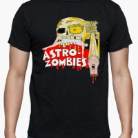 Kaos Astro Zombies T-Shirt