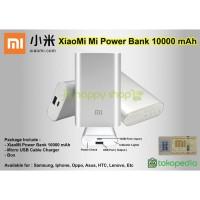 TERLARIS Power Bank XiaoMi 10000 mAh Original 100% BEST SELLER