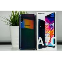 Samsung Galaxy A70 8/128 Gb Ram 8Gb / 128 Gb Rom Garansi Resmi - Hitam