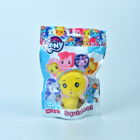 Little Pony Original Scented Mascot Squishy - Fluttershy