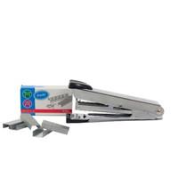 Bantex Stapler Chrome (Including Staples no.10) #9331 00