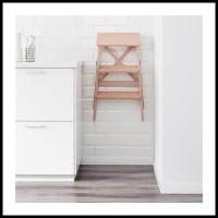JualJual Bekvam Tangga Lipat 3 Tingkat Kayu Birch Multi Purpose Ikea