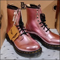 GRATIS ONGKIR Dr Martens 1460 pascal in leather Mallow Pink PRODUK