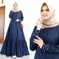 PARKA MAXY // Dress fashionebel / Baju Gamis Wanita Terbaru 2020 /