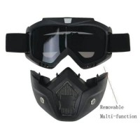 BEST SELLER KACAMATA GOOGLE GOGGLES HELM MASKER TRAIL CROSS PAINTBALL