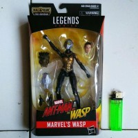 MAINAN TOYS ACTION FIGURE MARVEL LEGENDS ANTMAN AND THE WASP MOVIE
