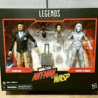 Marvel Legends Series Marvel Studios Antman and The Wasp X-Con Luis &